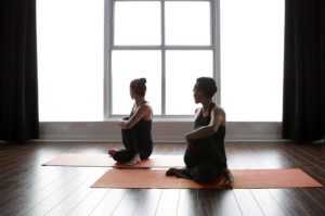 Private one-on-one, semi-private and group session yoga Etobicoke Propel Physiotherapy